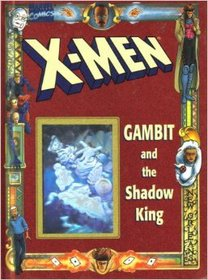 GAMBIT  THE SHADOW KING (Jellybean Books(R))