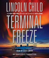 Terminal Freeze (Audio CD) (Unabridged)