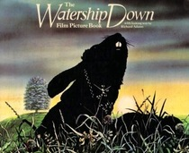 Watership Down Film Picture Book
