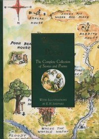 WINNIE THE POOH : THE COMPLETE COLLECTION OF STORIES & POEMS