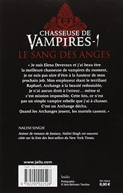 Chasseuse de Vampires - 1: Le Sang Des Anges (French Edition)