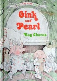 Oink and Pearl (I Can Read)
