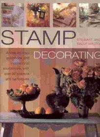 Stamp Decorating