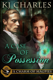 A Case of Possession (A Charm of Magpies, Bk 2)