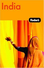 Fodor's India, 5th Edition (Fodor's Gold Guides)