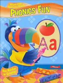 Phonics Fun: Beginning Sounds (Wipe-Off Activity Books)