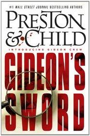 Gideon's Sword (Gideon Crew, Bk 1)