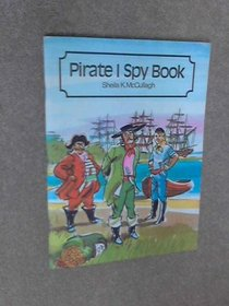 Pirate I Spy Book