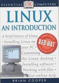 Introducing Linux (DK Essential Computers)