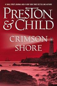Crimson Shore (Pendergast, Bk 15)