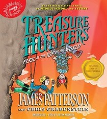 Peril at the Top of the World (Treasure Hunters)