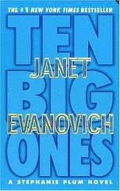 Ten Big Ones (Stephanie Plum, Bk 10)