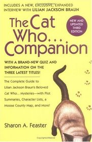 The Cat Who...Companion