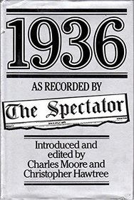1936 as Recorded by