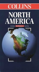 North America Pocket Map (Collins World Travel Maps)
