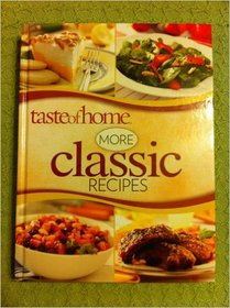 tasteofhome More classic Recipes