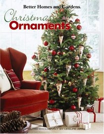 Better Homes and Gardens Christmas Ornaments (Leisure Arts #4568)
