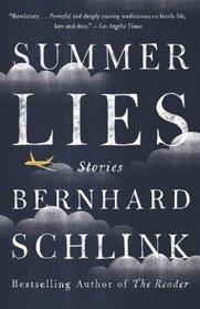 Summer Lies: Stories (Vintage International)