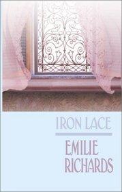 Iron Lace, (Iron Lace, Bk 1)