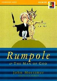 Rumpole & the Man of God (Audio Cassette)