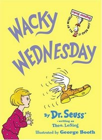 Wacky Wednesday (I Can Read It All by Myself--Beginner Books)