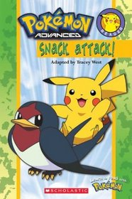Snack Attack (Pokemon Reader #7)