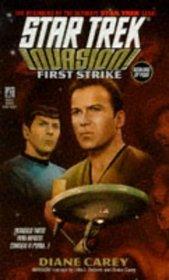 First Strike (Invasion, Bk 1) (Star Trek, No 79)