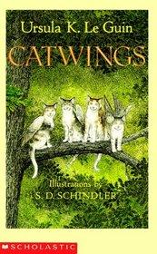 Catwings (Mini Book)