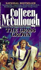 The Grass Crown (Masters of Rome, Bk 2)
