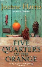 Five Quarters of the Orange Prepack