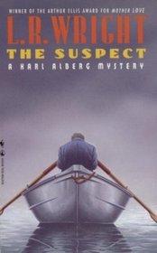 The Suspect (Karl Alberg, Bk 1)