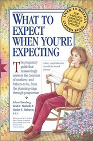 What to Expect When You're Expecting (3rd Edition)