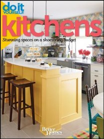 Do It Yourself: Kitchens (Better Homes & Gardens Decorating)