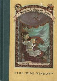The Wide Window (A Series of Unfortunate Events, Bk 3)