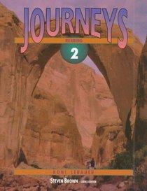 Journeys: Reading Book Level 2