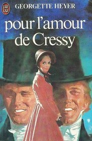 Pour l'amour de cressy (False Colours) (French Edition)