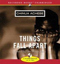 Things Fall Apart (Audio CD) (Unabridged)