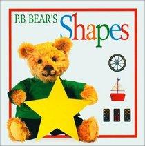 P.B. Bear Board Book: Shapes