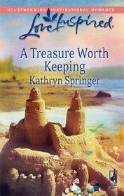 A Treasure Worth Keeping (Love Inspired #436)