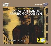 THE ADVENTURES OF ARTHUR GORDON PYM (Spanish Edition)