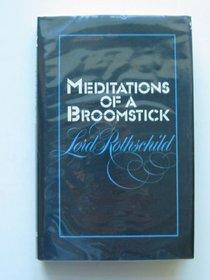 Meditations of a broomstick