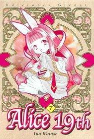 Alice 19th (Spanish Edition)