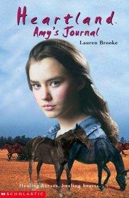 Amy's Journal (Heartland)