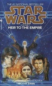Heir to the Empire (Star Wars: Thrawn, Vol. 1)