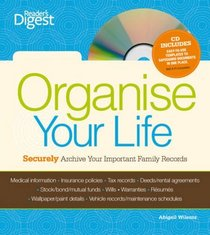 Organise Your Life (Readers Digest)
