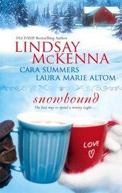 Snowbound: A Healing Spirit / Aunt Delia's Legacy / Caught by Surprise