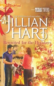 Reunited for the Holidays (Texas Twins, Bk 6) (Love Inspired, No 746)