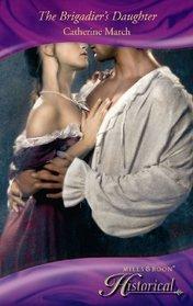 The Brigadier's Daughter (Historical Romance)