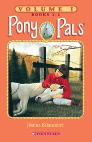 Pony Pals Volume 1 Books 1-4 (Pony Pals, Volume 1)