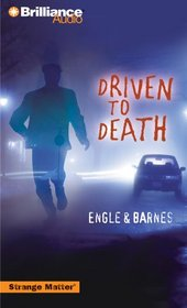 Driven to Death (Strange Matter) (Audio CD) (Unabridged)